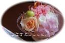 mother pink rose