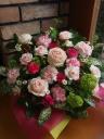 母の日★ピンク色アレンジメント