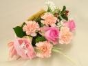 ★ かわいいピンク系母の日ブ~ケ ★ \(^-^)