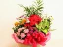 ★★ 母の日花鉢バスケットbig ★★\(^-^)