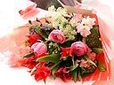 春のお花を集めて、SPRING BOUQUET