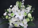 お供え花 ホワイト
