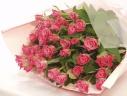 バラの花束 ピンク