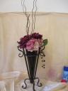 モダンシックな造花アレンジメント