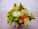『レモンイエローの花』