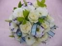 『故人を偲ぶお供えの花』