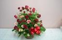 「真紅の薔薇」