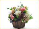 ちょっぴりパステルなお花たち♪