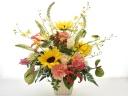 季節感のある、お花のプレゼント♪