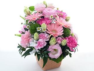 優しいピンクのプレゼント♪