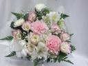 供花・淡いピンクのアレンジメント(WP30)