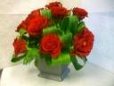 情熱の赤バラ