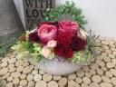 rose×green