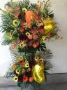 バルーンスタンド装花(2段)