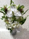 胡蝶蘭・洋花器を使った上質アレンジメント