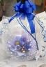 バルーンフラワー青バラ【☆スター☆】