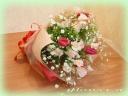 ☆赤いチュ~リップの花束☆