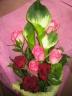 やさしく素敵なお母さんの花束