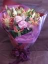 ピンクの花束E