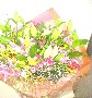 カラフル花束