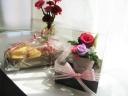 桜かおるクッキー&プリザ【カシスベリー】