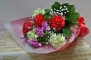 定番の花束を・・