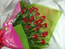 ★★ 真っ赤なバラの花束(20本) ★★