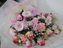 ピンク 花束