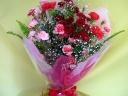 お母さんの為の花束・・・