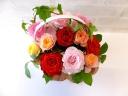 素敵な薔薇のアレンジメント