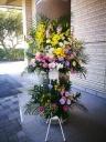 お葬儀スタンド花