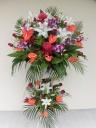 トロピカルなスタンド花