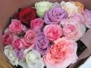 mix☆バラ花束