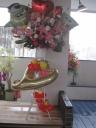 バルーン&スタンド花