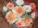 カーネーション花束