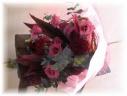 シック系花束