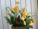 チューリップ盛り花