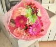母の日カーネーションの花束(生花)