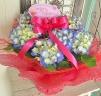 お花好きのお母さんへ アジサイ(花鉢) ☆☆☆
