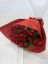赤いバラの花束~美~