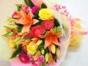 期間限定【スカシユリと春のお花達】