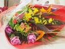 【南国のお花の花束】