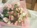 【淡く優しい花束】